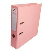 Bibliorato Pvc Oficio Lomo Ancho The Pel Rosa Pastel