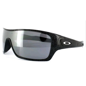5dc8a80fa72 Oakley Rotor Polished Black Silver Ghost Text Black Iridium