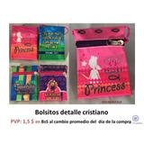 Bolsito Bandolero Detalle Cristiano