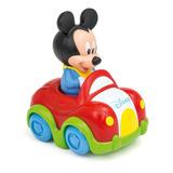 Autito Coche Mickey Mini Car Con Sonido Disney Baby