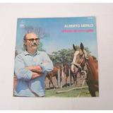 Alberto Merlo El Lunar De Mi Tropilla Lp Vinilo