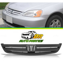 Grade Radiador Honda Civic 2001 2002 2003