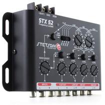 Crossover Automotivo Stetsom Stx-52 Digital 4 Vias Mesa Som