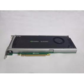 Placa De Vídeo Profissional Nvidia Quadro 4000 2gb Ddr5 256b