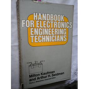 Handbook engenharia livros de engenharia no mercado livre brasil handbook for electronics engineering technicians milton kauf fandeluxe Image collections