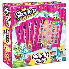 Shopkins Rollo Grande Bingo Envío Gratis