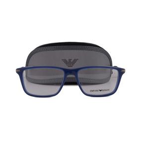 Óculos Emporio Armani Eyeglasses Ea 3019 5063 Blac Oculos Em Capital ... 1424e4a49d