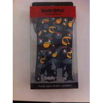 Funda Para Iphone 4g Angry Birds Vv4