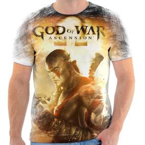Camisa Camiseta God Of War 5