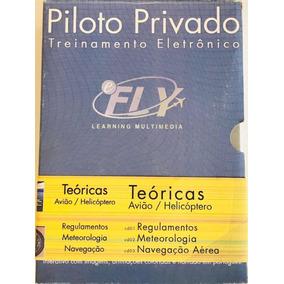 E-learning Kit Para Estudo Piloto Privado De Aviao.