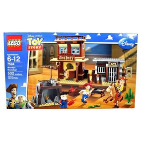 Lego 7594 Aventuras De Woody, Toy Story, Env Gratís