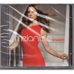 Melanie C - Stages : Cd Original Novo Lacrado Spice Girls
