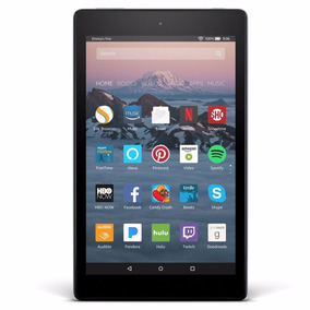 Tablet Amazon Fire 7 Quadcore 1ram 8gb 2 Camaras + Estuche