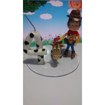 Topo De Bolo Toy Story Biscuit