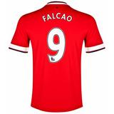 Camiseta Manchester United 2014-2015 Falcao - Liquidación