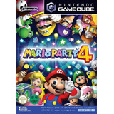Mario Party 4 Nintendo Gamecube Palermo Z Norte
