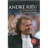 Dvd Show André Rieu & Friends - Live In Maastricht - Lacrado