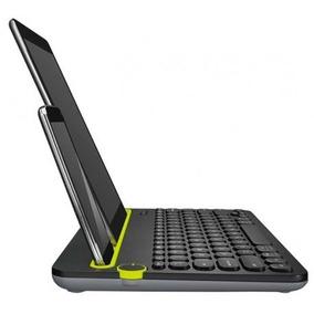 Teclado Logitech K480 Bluetooth Smartphones Tablet Ios Andro