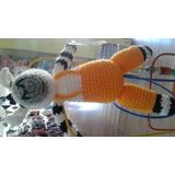 Amigurumis Cebra Zou 30cm