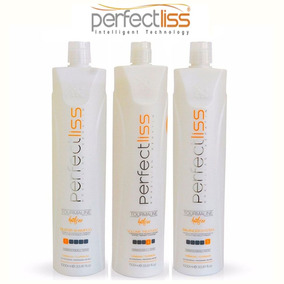 Kit Escova Progressiva Turmalina Perfect Liss Visat Hair