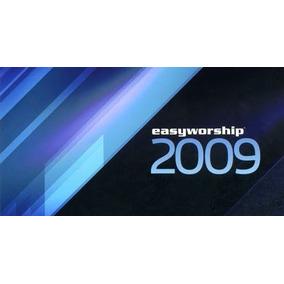 Easyworship 2009 + Biblias, Fondos - Proyección En Iglesias