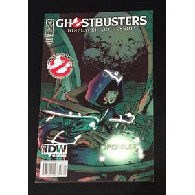 Ghostbusters Displaced Aggression #3 Cazafantasmas