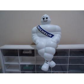Boneco Michelin Super Raro Novo Sem Uso Poucas Unidades
