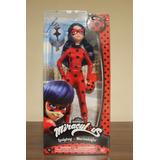 Miraculous Ladybug Muñeca 27 Cms Original Badai