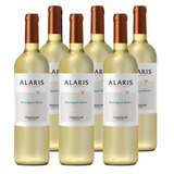 Alaris . Sauvignon Blanc . 6 X 750 Ml