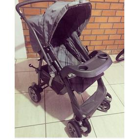 Carrinho De Bebê At6 Reversível Nápoli Burigotto