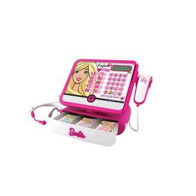 Barbie - Caixa Registradora C/52 Acessórios