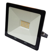 Reflector Led 30w  Luz Blanco Calido 2200lm  Envio Full