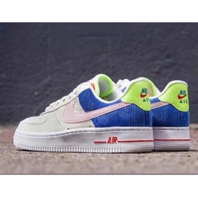 Zapatillas Nike W Air Force 1 Low Originales