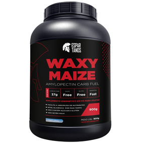 Waxy Maize Amylopectin Carb Fuel 900g - Espartanos
