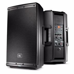 Caixa Ativa Jbl Pro Eon612 500w Rms 12 Bi-amplificada