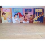 Set De Libros Disney Princesas