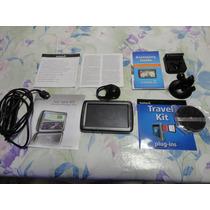 Gps Garmin Nuvi 855 Na+ Accesorios Súper Completo