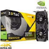Video Geforce Nvidia Gtx 1080 Ti 11gb D5 Zotac 1080ti Gamer