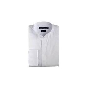 Camisas Cuello Palomita,puño Doble,(lote De 20) Oportunidad