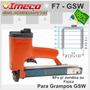 Imeco Grampeador Pneumatico Gsw - Modelo F7 -gsw25