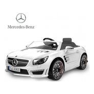 Auto / Coche A Bateria Infantil Control Remoto 12v Mercedes