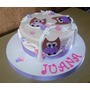 Tortas Decoradas Baby Shower Nenas