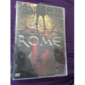 Rome Primera Temporada Roma 6dvds 642min Nueva