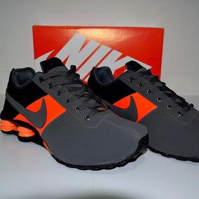 Nike Shox 4 Molas Original Deliver/nz Oferta