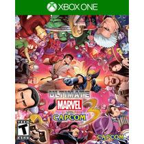 °° Ultimate Marvel Vs. Capcom 3 Xbox One °° En Bnkshop