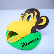 Gorras De Animalitos De Foami Personalizadas