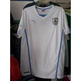 ºº Camiseta De Uruguay Visita Puma 100% Original ºº