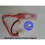 Bimetalico 3 Cable Con Puente Para Nevera Lg O Asiatica Orig