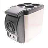 Mini Refrigerador Cooler Para Auto 6 Litros 12v