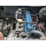 Se Vende Motor Ford 300completo Con Caja T-18